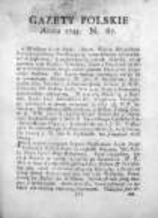 Gazety Polskie 1735, Nr 67
