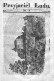 Przyjaciel Ludu czyli Tygodnik potrzebnych i pożytecznych wiadomości 1837/38, R.4, nr 15