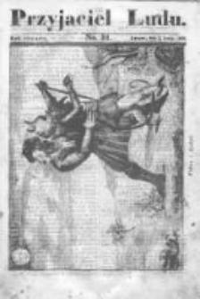 Przyjaciel Ludu czyli Tygodnik potrzebnych i pożytecznych wiadomości 1837/38, R.4, nr 31