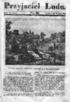 Przyjaciel Ludu czyli Tygodnik potrzebnych i pożytecznych wiadomości 1837/38, R.4, nr 32