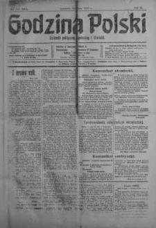 Godzina Polski : dziennik polityczny, społeczny i literacki 24 maj 1917 nr 140