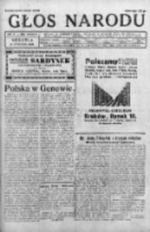 Głos Narodu 1931, Nr 17