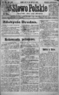 Słowo Polskie 1920, R.25, III, Nr 451