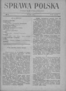 Sprawa Polska. Tygodnik polityczny 1917, R. 3, Tom I, Nr 2