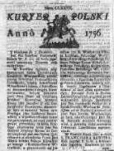 Kuryer Polski 1756, Nr 177