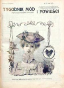 Tygodnik Mód i Powieści. Pismo ilustrowane dla kobiet 1902, Nr 19
