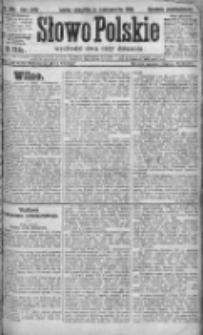 Słowo Polskie 1920, R.25, IV, Nr 489