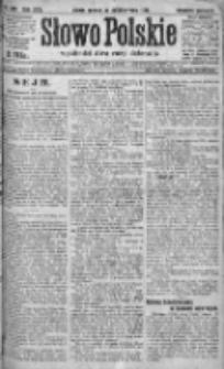 Słowo Polskie 1920, R.25, IV, Nr 492