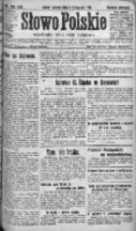 Słowo Polskie 1920, R.25, IV, Nr 519