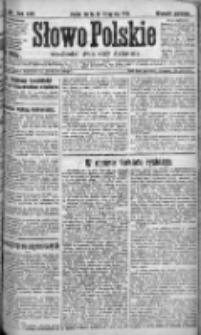 Słowo Polskie 1920, R.25, IV, Nr 521