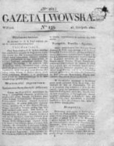 Gazeta Lwowska 1821 II, Nr 135
