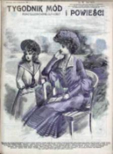 Tygodnik Mód i Powieści. Pismo ilustrowane dla kobiet 1902, Nr 40