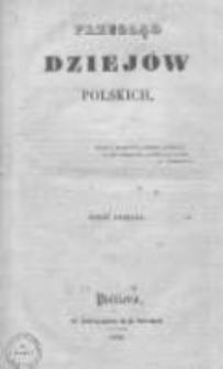 Przegląd Dziejów Polskich, Cz. 3, 1839
