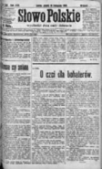Słowo Polskie 1920, R.25, IV, Nr 538