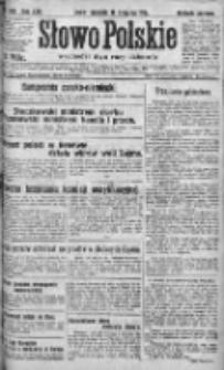 Słowo Polskie 1920, R.25, IV, Nr 553