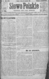 Słowo Polskie 1921, R.26, I, Nr 15