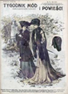 Tygodnik Mód i Powieści. Pismo ilustrowane dla kobiet 1902, Nr 44
