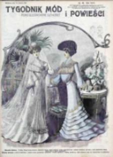 Tygodnik Mód i Powieści. Pismo ilustrowane dla kobiet 1902, Nr 46