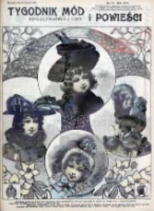 Tygodnik Mód i Powieści. Pismo ilustrowane dla kobiet 1902, Nr 48