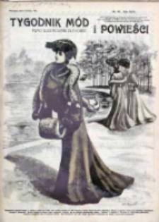 Tygodnik Mód i Powieści. Pismo ilustrowane dla kobiet 1902, Nr 49