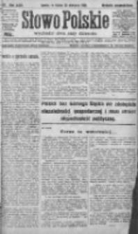 Słowo Polskie 1921, R.26, I, Nr 47