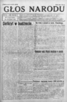 Głos Narodu 1931, Nr 29