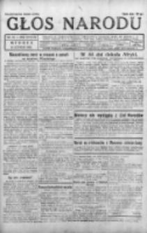 Głos Narodu 1931, Nr 32