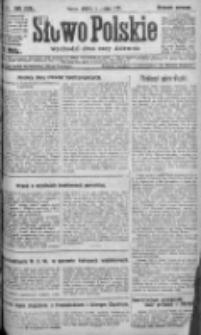 Słowo Polskie 1921, R.26, I, Nr 53