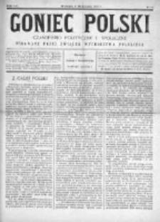 Goniec Polski : czasopismo polityczne i społeczne 1901, Nr 14