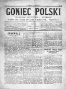 Goniec Polski : czasopismo polityczne i społeczne 1902, Nr 14