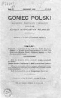 Goniec Polski : czasopismo polityczne i społeczne 1903, Nr 11-12