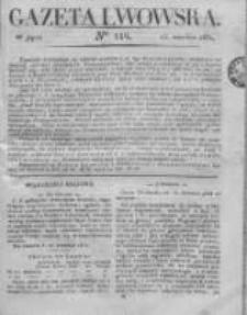 Gazeta Lwowska 1831 II, Nr 114