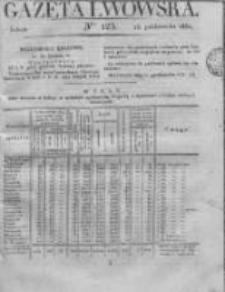 Gazeta Lwowska 1831 II, Nr 123