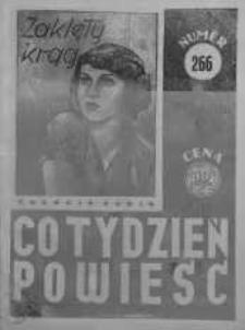 Co Tydzień Powieść 14 lipiec 1938 nr 266