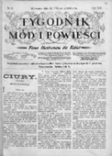 Tygodnik Mód i Powieści. Pismo ilustrowane dla kobiet 1903, Nr 3