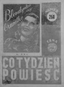 Co Tydzień Powieść 28 lipiec 1938 nr 268