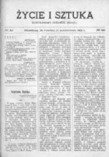 Życie i Sztuka. Pismo dodatkowe, ilustrowane 1901, Nr 39