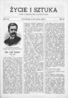 Życie i Sztuka. Pismo dodatkowe, ilustrowane 1902, Nr 10