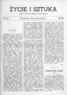 Życie i Sztuka. Pismo dodatkowe, ilustrowane 1902, Nr 23