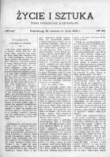 Życie i Sztuka. Pismo dodatkowe, ilustrowane 1902, Nr 26