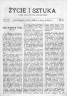 Życie i Sztuka. Pismo dodatkowe, ilustrowane 1902, Nr 51