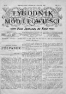 Tygodnik Mód i Powieści. Pismo ilustrowane dla kobiet 1904, Nr 50