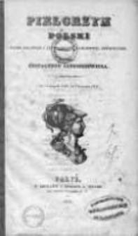 Pielgrzym Polski. Dziennik Narodowy, Polityczny i Literacki,1832/33