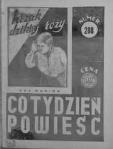 Co Tydzień Powieść 15 grudzień 1938 nr 288