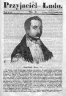 Przyjaciel Ludu czyli Tygodnik potrzebnych i pożytecznych wiadomości 1838/39, R.5, nr 9