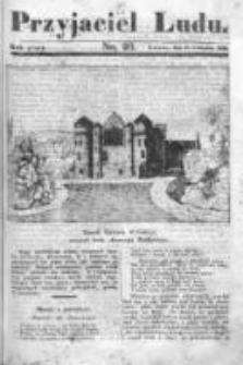 Przyjaciel Ludu czyli Tygodnik potrzebnych i pożytecznych wiadomości 1838/39, R.5, nr 20