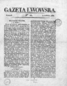 Gazeta Lwowska 1838, Nr 41
