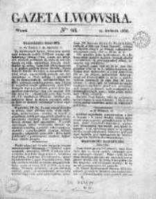 Gazeta Lwowska 1838, Nr 48