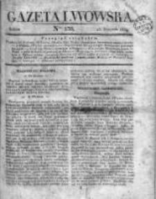 Gazeta Lwowska 1839 II, Nr 138