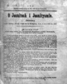 Gazeta Lwowska 1845, Nr 70 dodatek